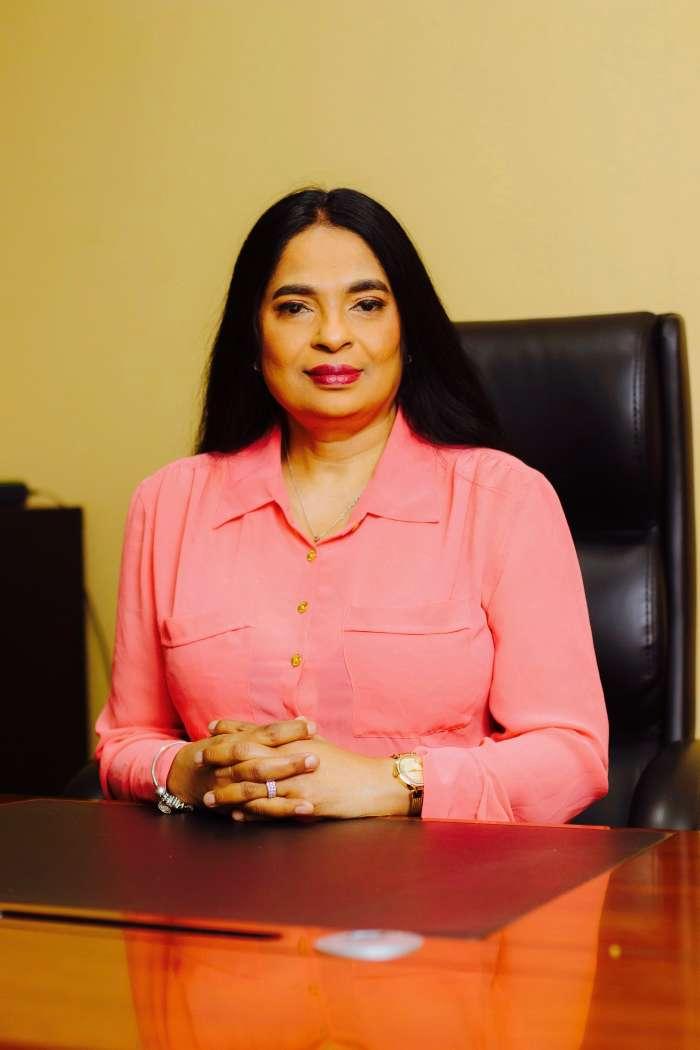 Chandrowtie Singh